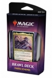 Magic the Gathering TCG: Throne of Eldraine Brawl Deck - FAERIE SCHEMES