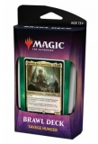 Magic the Gathering TCG: Throne of Eldraine Brawl Deck - SAVAGE HUNTER