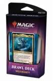 Magic the Gathering TCG: Throne of Eldraine Brawl Deck - WILD BOUNTY
