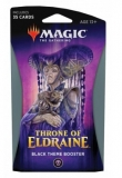 Magic the Gathering TCG: Throne of Eldraine THEME BOOSTER - Black