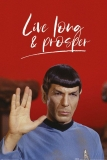 Plagát Star Trek Poster Live Long and Prosper 61 x 91 cm