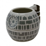 Šálka Star Wars 3D Shaped Mug Death Star
