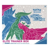 Pokémon TCG: Sun & Moon Cosmic Eclipse - ELITE TRAINER BOX