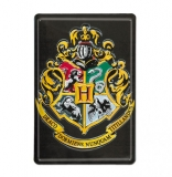 Harry Potter 3D Tin Sign Hogwarts 20 x 30 cm