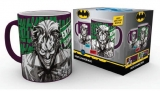 Šálka DC Comics Heat Change Mug The Joker