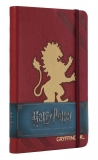 Zápisník - Harry Potter Hardcover Ruled Journal Gryffindor