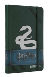 Zápisník - Harry Potter Hardcover Ruled Journal Slytherin