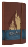 Zápisník - Harry Potter Hardcover Ruled Journal Hogwarts