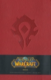 Zápisník - World of Warcraft Hardcover Ruled Journal Horde