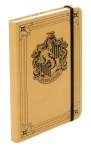 Zápisník - Harry Potter Hardcover Ruled Journal Hufflepuff