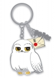 Kľúčenka Harry Potter Metal Keychain Hedwig