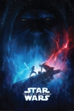 Plagát Star Wars Episode IX Poster Galactic Encounter 61 x 91 cm