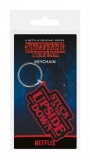 Kľúčenka Stranger Things Rubber Keychain Stuck In The Upside Down 6 cm