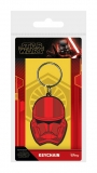 Kľúčenka Star Wars Episode IX Rubber Keychain Sith Trooper 6 cm