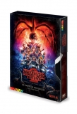 Zápisník - Stranger Things Premium Notebook A5 VHS (S2)