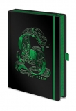 Zápisník - Harry Potter Premium Notebook A5 Slytherin Foil