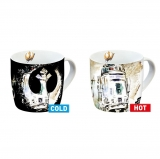 Šálka Star Wars IX Heat Change Mug R2-D2