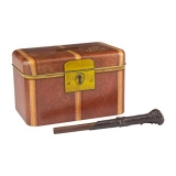 Harry Potter Money Bank Hogwarts Trunk 20 cm - pokladnička