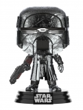 Funko POP: Star Wars Episode 9 - Knight of Ren Blaster (Chrome) 10 cm