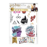 Harry Potter Gadget Decals Symbols