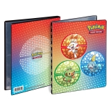 Album A5 Pokémon Sword and Shield Galar Starters