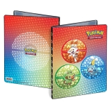 Album A4 Pokémon Sword and Shield Galar Starters