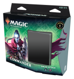 Magic the Gathering TCG: Zendikar Rising Commander Decks - Sneak Attack