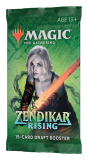 Magic the Gathering TCG: Zendikar Rising - Draft Booster Pack