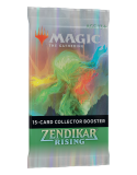 Magic the Gathering TCG: Zendikar Rising - Collector Booster Pack