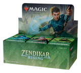 Magic the Gathering TCG: Zendikar Rising - Draft Booster Box