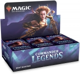 Magic the Gathering TCG: Commander Legends - Draft Booster Box