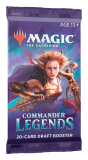 Magic the Gathering TCG: Commander Legends - Draft Booster Pack