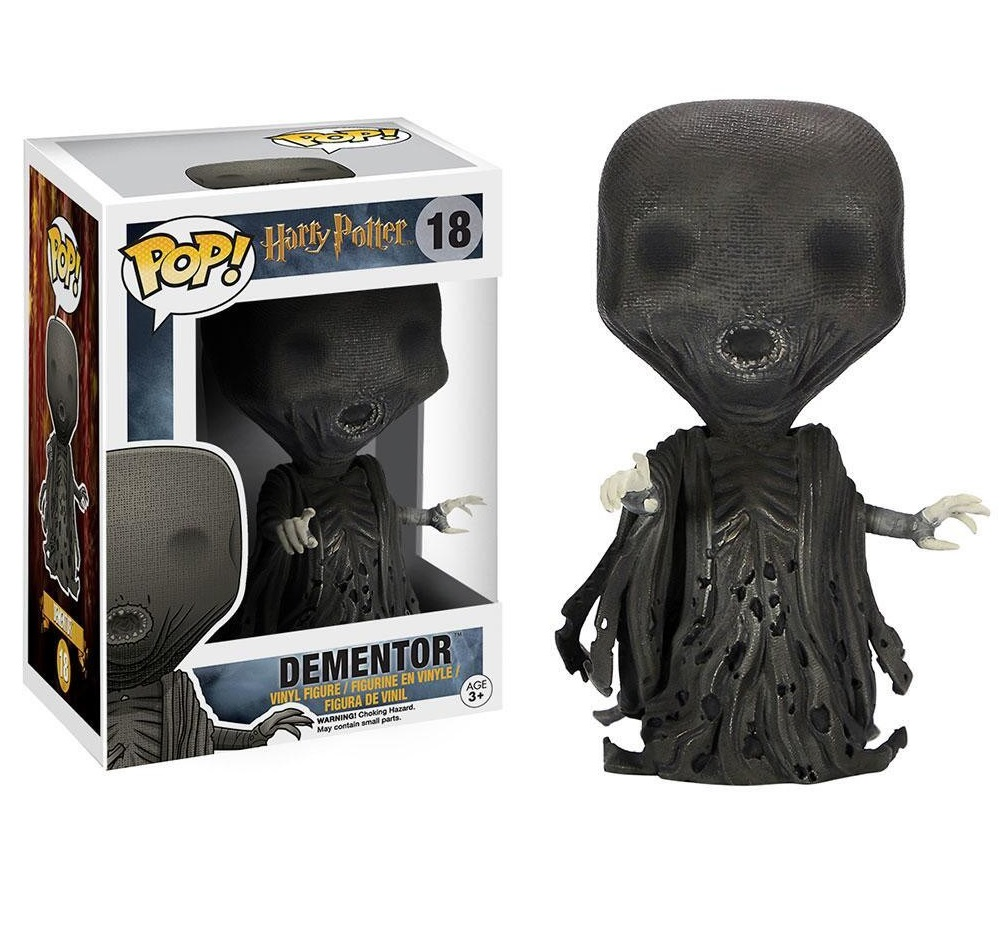 Funko POP: Harry Potter - Dementor 10 cm