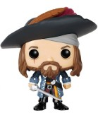 Funko POP: Pirates of the Caribbean - Barbossa 10cm