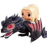Funko POP: Game of Thrones - Daenerys & Drogon 18 cm