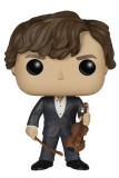 Funko POP: Sherlock - Sherlock with Violin 10 cm