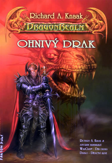 Ohnivý drak - DragonRealm 1 [Knaak Richard A.]