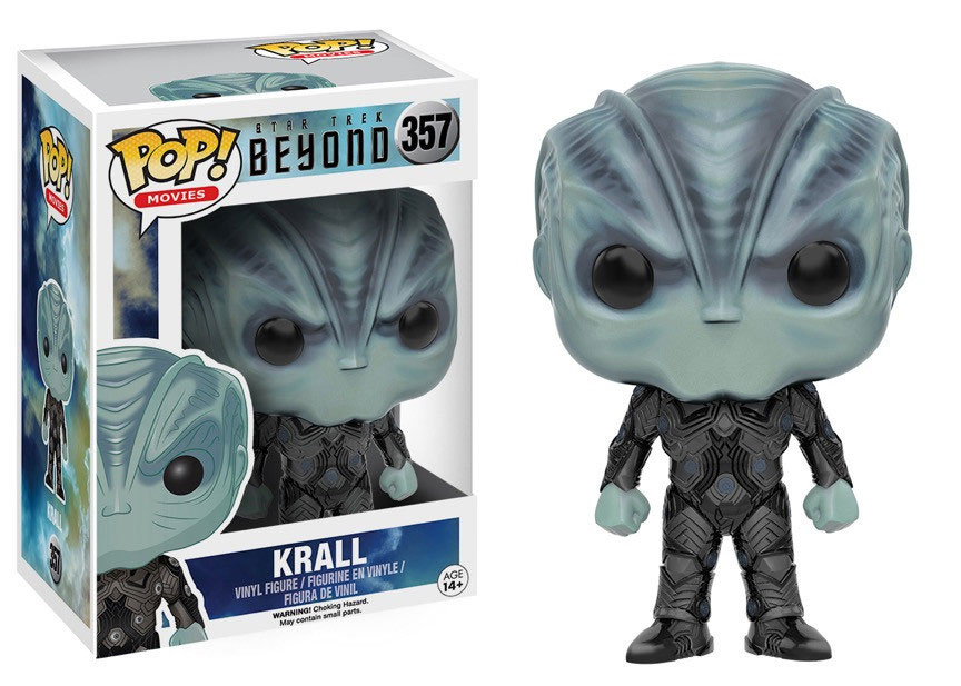 Funko POP: Star Trek Beyond - Krall 10 cm
