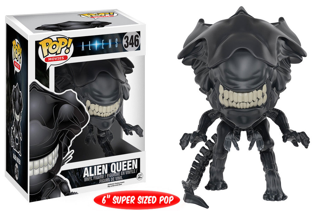 Funko POP: Alien Queen 15 cm