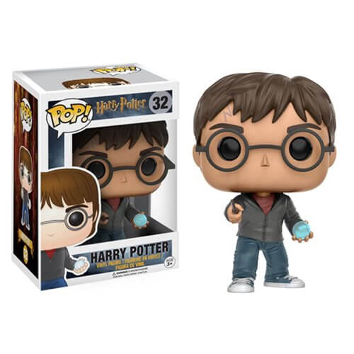 Funko POP: Harry Potter - Harry With Prophecy 10 cm