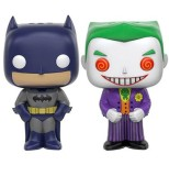 Funko POP: Avengers Salt and Pepper Pots - Batman & The Joker
