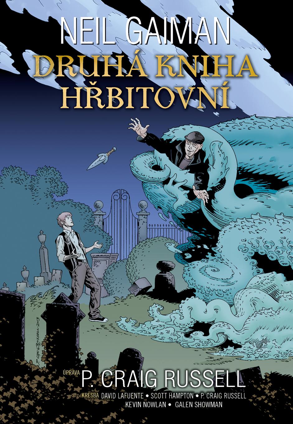 Kniha Nikdykde (Neil Gaiman)