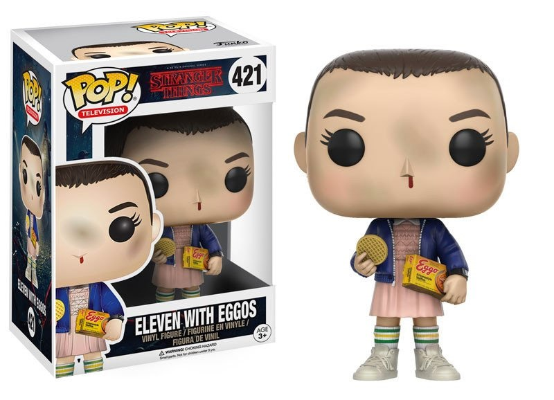 Funko POP: Stranger Things - Eleven With Eggos 10 cm