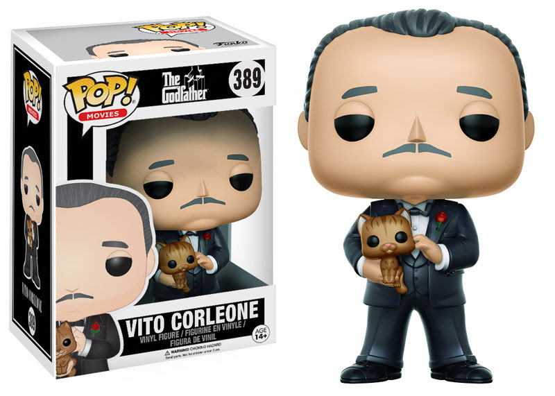 Funko POP: Godfather - Vito Corleone 10 cm