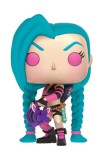 Funko POP: League of Legends - Jinx 10 cm