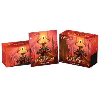 Magic the Gathering TCG: Hour of Devastation - Bundle