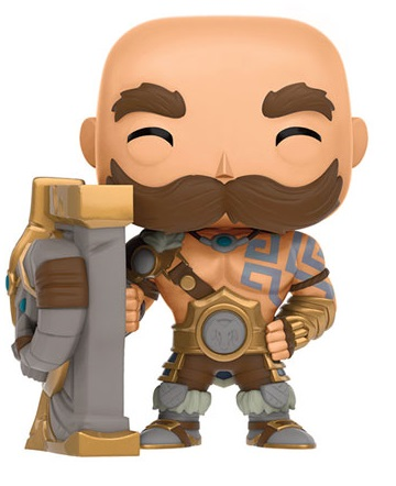 Funko POP: League of Legends - Braum 10 cm