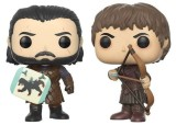 Funko POP: Game of Thrones - Battle of Bastards 2-Pack 10 cm