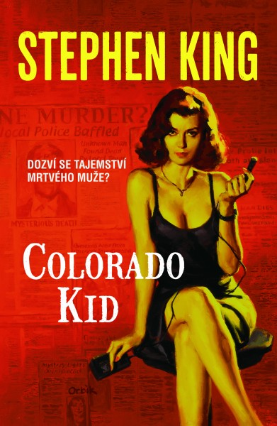 Colorado Kid [King Stephen]