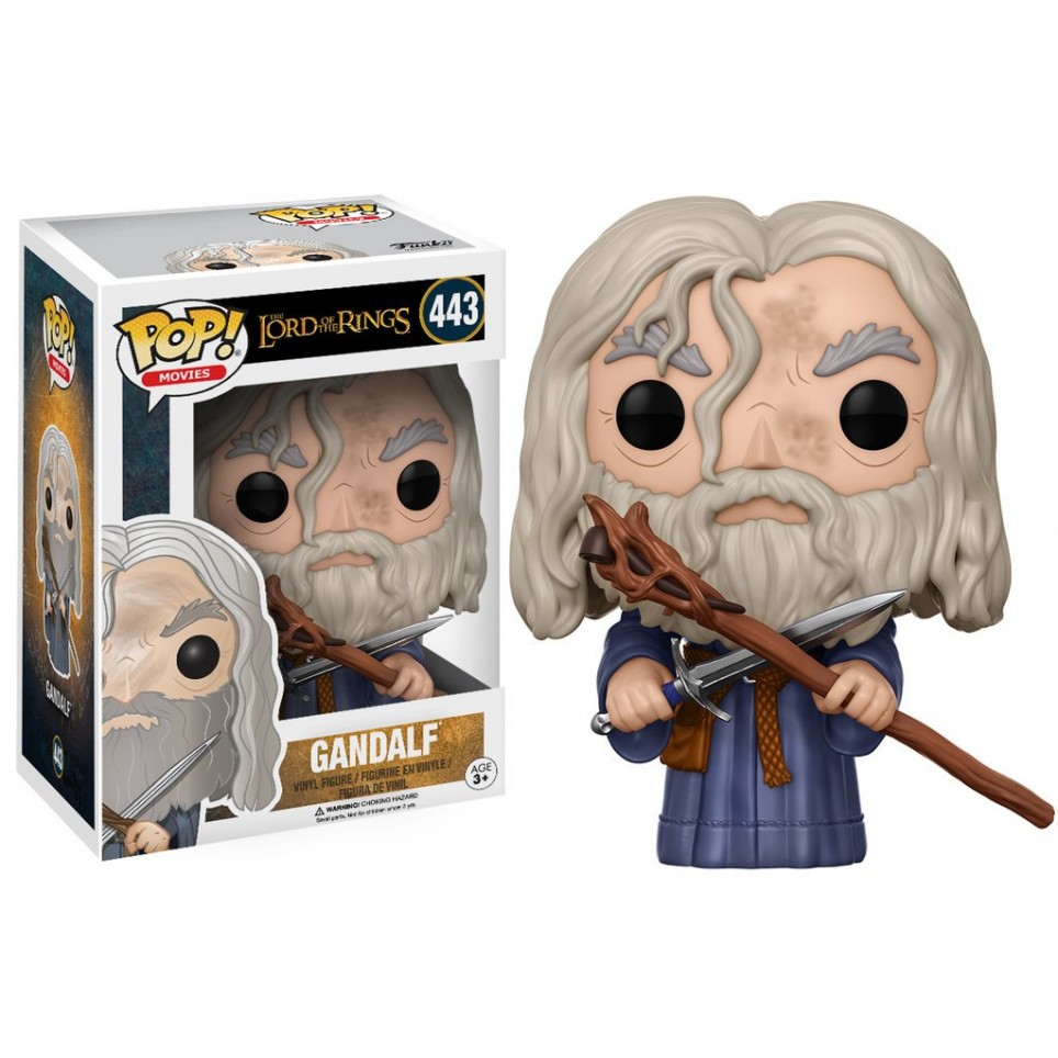 Funko POP: Lord of the Rings - Gandalf 10 cm
